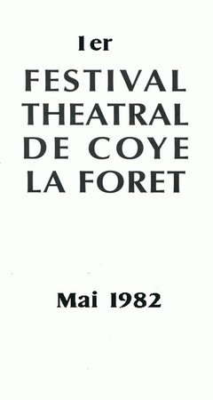 Festival th tral de coye la for t - Meteo coye la foret ...